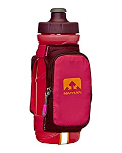 Nathan QuickDraw Plus Hydration Pack, Sparkling Cosmo