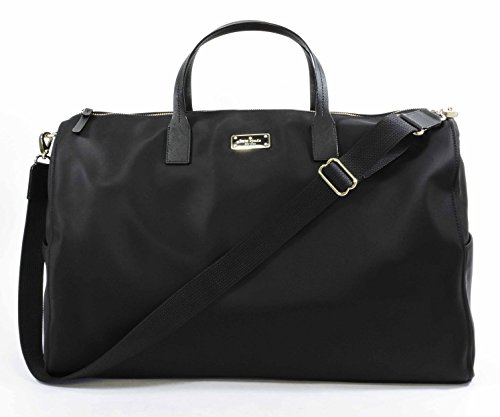 Kate Spade New York Blake Avenue Filipa Travel Duffle Bag,Black… by Kate Spade New York