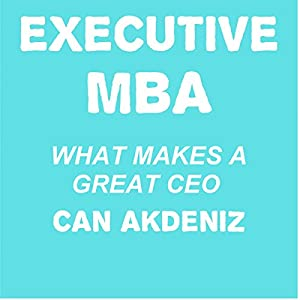 Executive MBA Audiobook