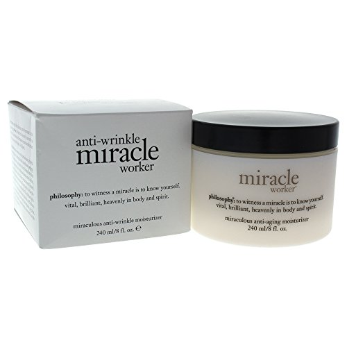 Philosophy Anti-wrinkle Miracle Worker Treatment, 8 Ounce (Best Anti Wrinkle Moisturizer)