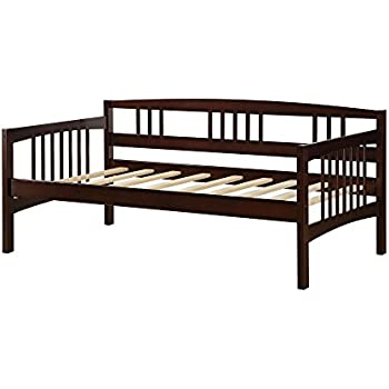 Amazon Com Kings Brand Black Metal Twin Size Day Bed