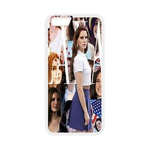 [MEIYING DIY CASE] For Apple Iphone 6 Plus 5.5 inch screen Cases -Singer Lana Del Rey-IKAI0447533