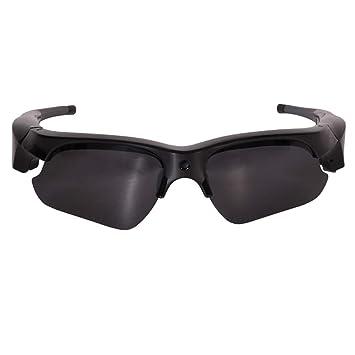 ZHYY Gafas Ocultas cámara de acción de Las Gafas de Sol de ...