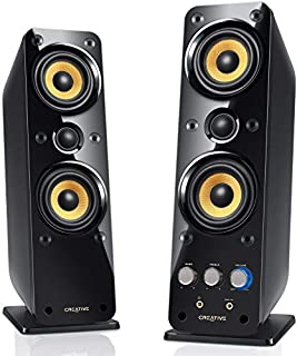 Creative GigaWorks T40 Series II 2.0 Multimedia Speaker System with BasXPort Technology (B001S14DYO) | Amazon Products