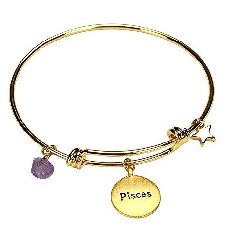 Zodiac Charm Pendant Jewelry - 3