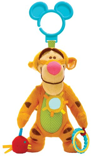 Disney Baby Activity Toy, Tigger (Baby Tigger)