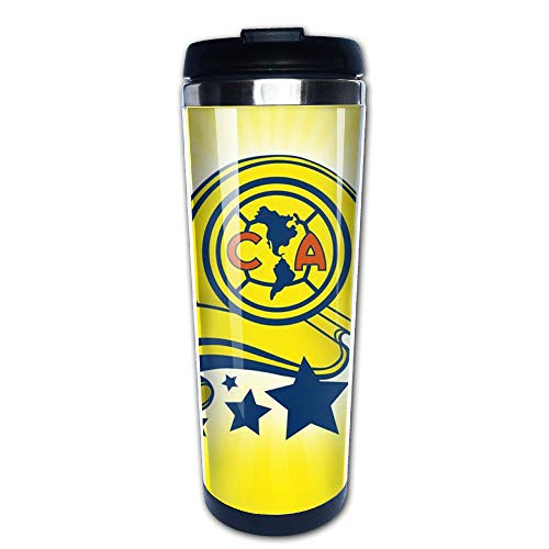 Club De Futbol America Double Walled Travel Coffee Mug