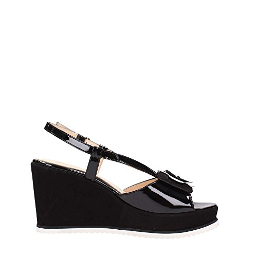 MELLUSO - Sandalias de vestir para mujer negro Size: 38 akgT9rHaiN