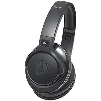 Audio-Technica ATH-S700BT SonicFuel Bluetooth Wireless Over-Ear Headphones