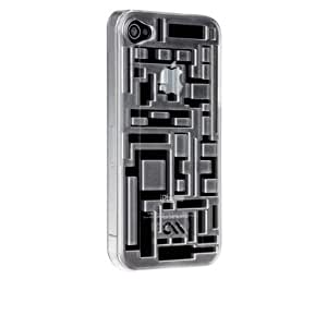 Cubist Case for Apple iPhone 4 4S Clear