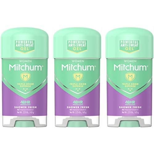 Mitchum Deodorant Womens Gel