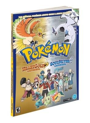 Pokemon Heartgold & Soulsilver( The Official Pokemon Johto Guide & Pokedex [With Poster])[POKEMON HEARTGOLD & SOULSILVER][Paperback]