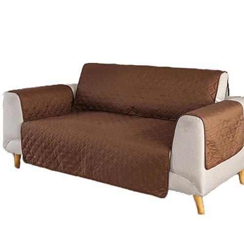 YXDDG Funda de sofá para 3 cojín sofá sofá Fundas para Sala de Estar, Perros, Clip de Dinero para sofás, Clip de...