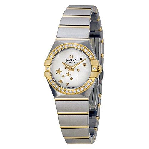 Reloj de Mujer Omega Constellation 123,25,24,60,05,001