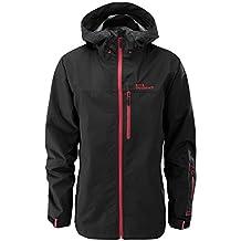 Westbeach Men's Backcountry Waterproof Ski Snowboard Jacket Black 1041 Large