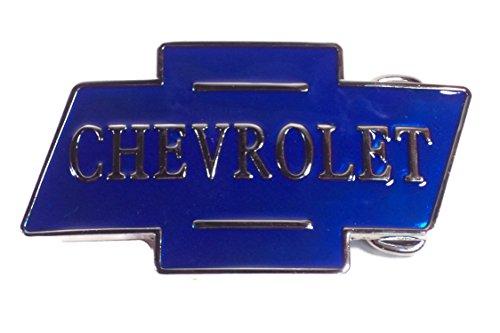 chevy emblem belt buckle - 1