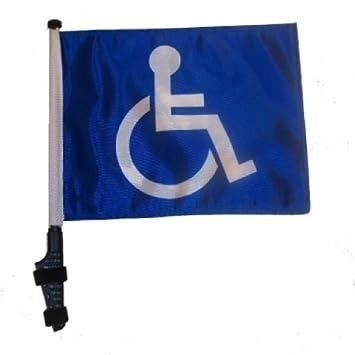 Handicap bandera de Golf con SSP banderas EZ on & off ...