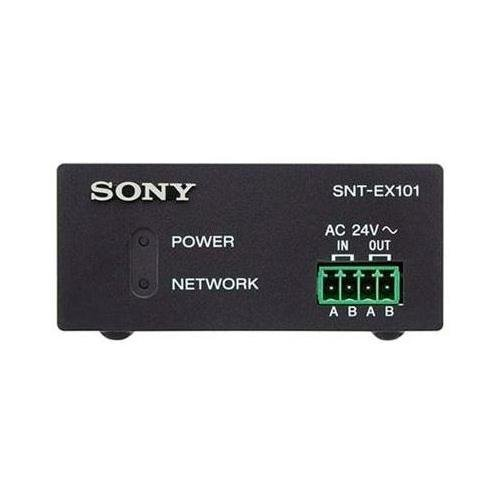 Sony SNT-EX101 Single Channel Video Surveillance Encoder by Sony