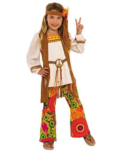 Woodstock Girl Costumes (Rubies Costume Child's Kid's Flower Costume, Medium, Multicolor)