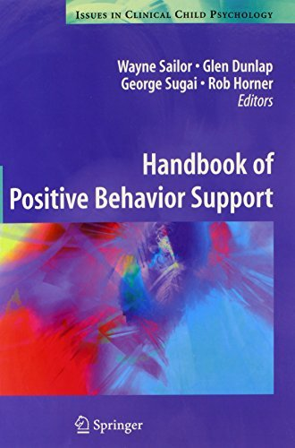 Download Handbook of Positive Behavior Support (Issues in Clinical Child Psychology) Pdf