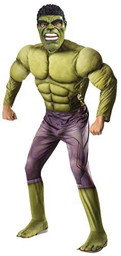 Rubie's Thor: Ragnarok Adult Hulk Costume, (Make Halloween Costume Your Own)