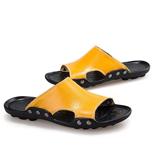 Sandali Uomo Yellow XZP Sandali Uomo Uomo XZP XZP Yellow Sandali 0nxZFF5q
