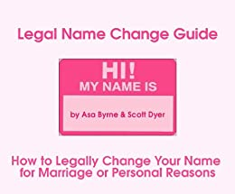 Inside Name Changes Laws by State