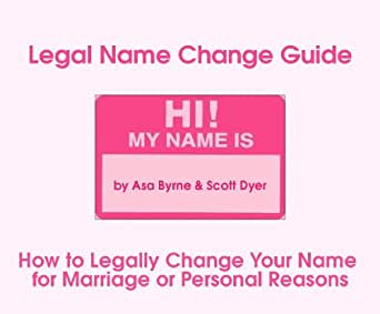how to change your name to your married name