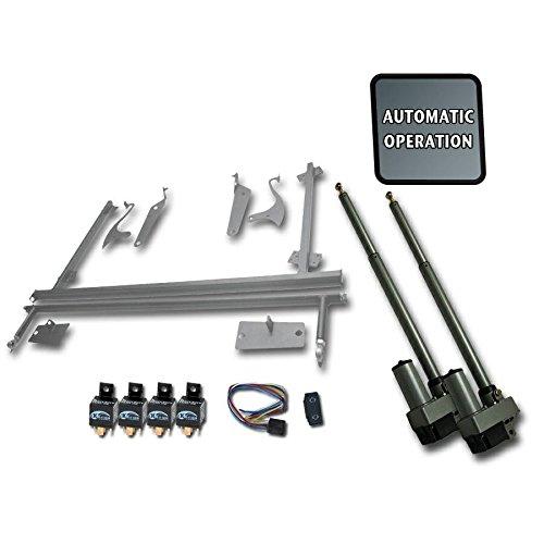 Tilt Hood Kit - AutoLoc Power Accessories 9622 Universal Automatic Tilt Hood Kit