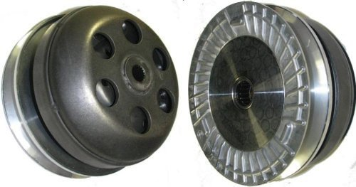 Scooter Helix (SECONDARY DRIVE PULLEY DRUM CLUTCH ASSEMBLY HONDA HELIX CN250 SCOOTER 1986-2007)