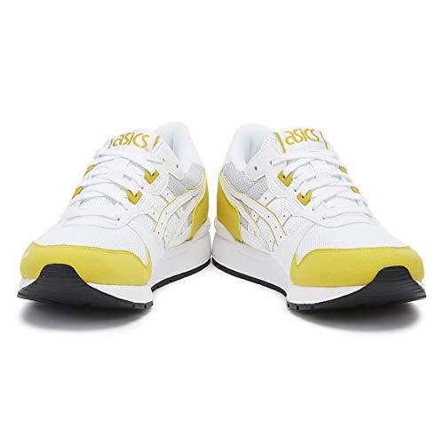 mustard Gel Asics Blanc Basket Hommes lyte AZwq7wvRI