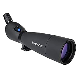 Meade Instruments 126001 Wilderness Spotting Scope - 20-60x80-mm (Black)