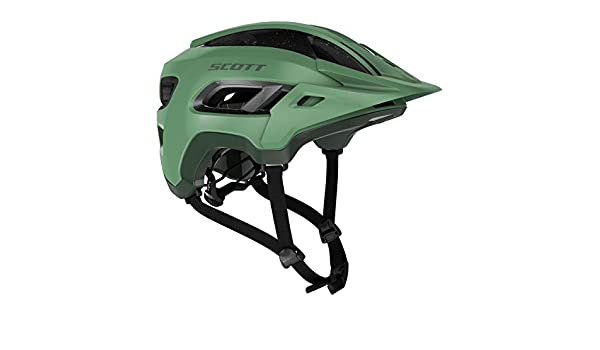 SCOTT Stego 2020 - Casco para Bicicleta de montaña, Color Verde ...