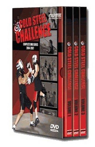 Cold Steel Challenge DVD