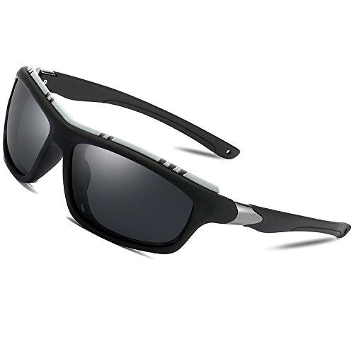 Polarized Sunglasses for men women Baseball Running Cycling Fishing Golf UV400 Outdoor sports sunglasses - Protection For Sunglasses Wind