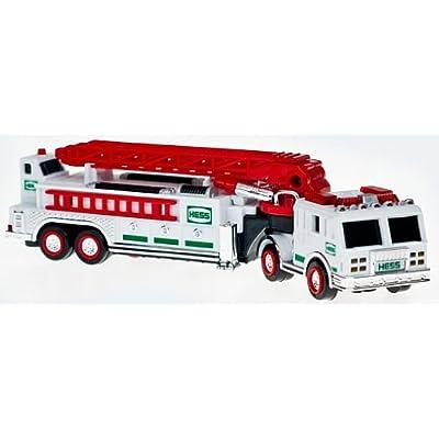 2010 Hess Miniature Fire Truck: Toys & Games