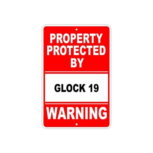 house protected by glock - 8