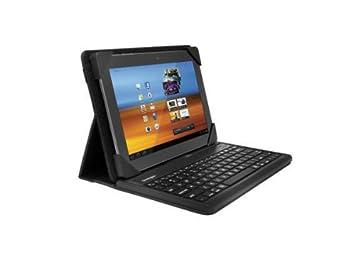 Kensington KeyFolio Pro Universal Bluetooth Negro teclado para móvil - Teclados para móviles (Negro, Mini, Batería, Alámbrico, Bluetooth, ...