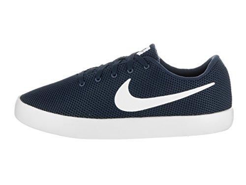 Nike Heren Essentialistisch Vrijetijdsschoen Obsidiaan / Wit
