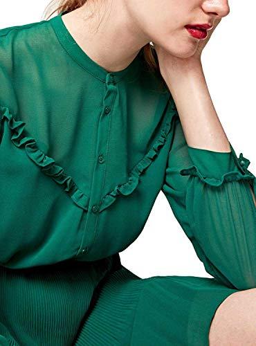 Pepe Jeans Vestito Pepe Verde Donna Jeans EvwTn