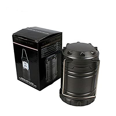 Ultra Bright LED Lantern Camping Lantern -for Home & Outdoor and Emergency Use- Suitable for: Hiking, Camping, Emergencies, Hurricanes, Outages - Super Bright - Lightweight - Water Resistant