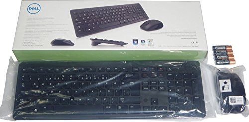 Dell Turkish BT Wireless Keyboard and Mouse 256R8 Retail Not English KB