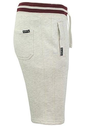 Tokyo Laundry - Pantalón corto - para hombre Oatgrey Marl