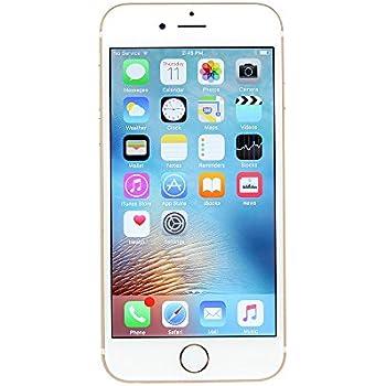 Apple iPhone 6S 16 GB Unlocked, Gold (Certified Refurbished)