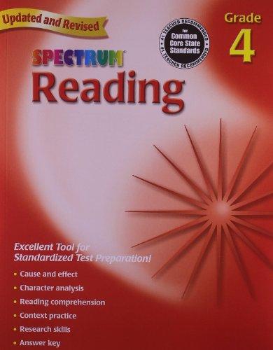 Spectrum Reading, Grade 4 ()