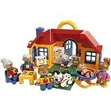 Tolo-la Maison Tolo + Famille + Mobilie [Jouet]