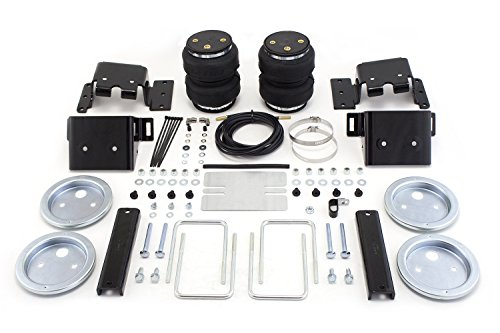 Air Lift 57338 Load Lifter 5000 Rear Air Bags Kit for 2011 Chevy Silverado / GMC Sierra 2500HD / 3500HD 2WD and (Chevy Helper Springs)