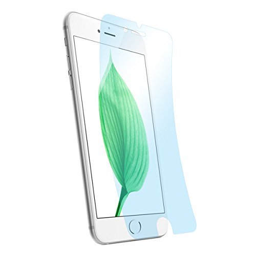 "doupi 3x UltraThin Screen Protective Film for iPhone 6 6S (4.7"") Matt non-reflecting Anti Fingerprint Glare Reflection Display Protector Foil (3x Screen Protective Film)"