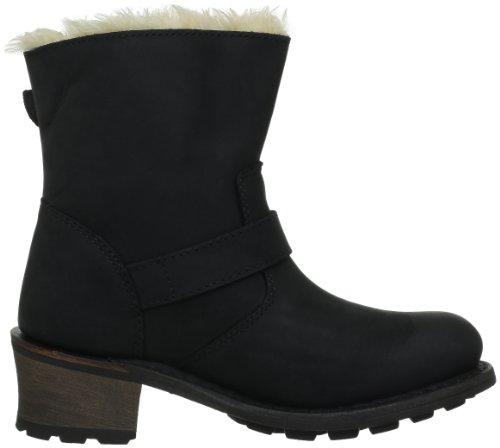 Noir Kick black Caterpillar Boots Femme Anna q8IxwFpxZ