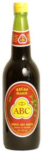 ABC Kecap Manis Indonesian Special Sweet Soy Sauce - 20 OZ